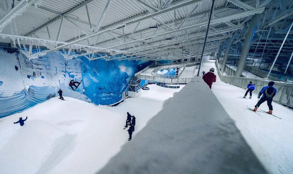 Snø Lørenskog