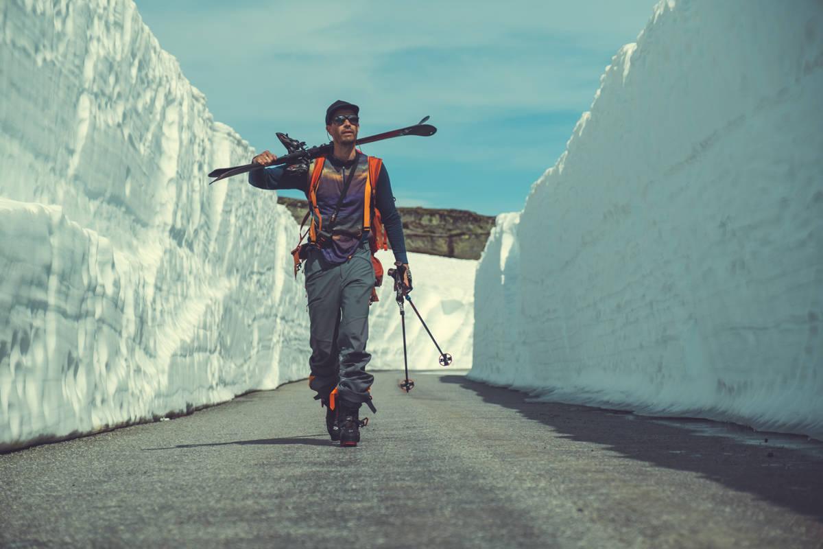 Stryn sommerski strynefjellet tystigbreen ski alpint skisenter sommer snowboard