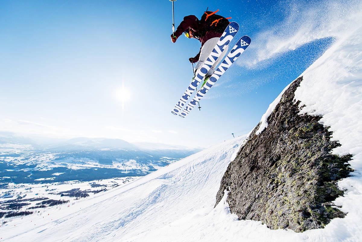 roadtrip ski reise Norge