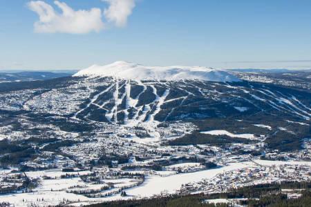 Trysilfjellet skisenter fri flyt guide off piste snø snowboard ski alpint