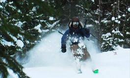 varingskollen fri flyt guide skisenter offpiste freeride pudder