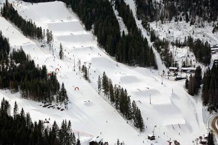 Varingskollen alpinsenter park jibbing guide