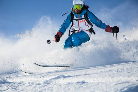Voss freeride frikjøring topptur randonee skipatruljen ski snowboard alpint