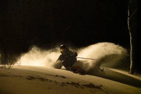 POW: Erik Finseth legger opp til et lynkurs mot dårlig form, lite snø, ujevn skiteknikk og slett planlegging. Bilde: Christian Nerdrum