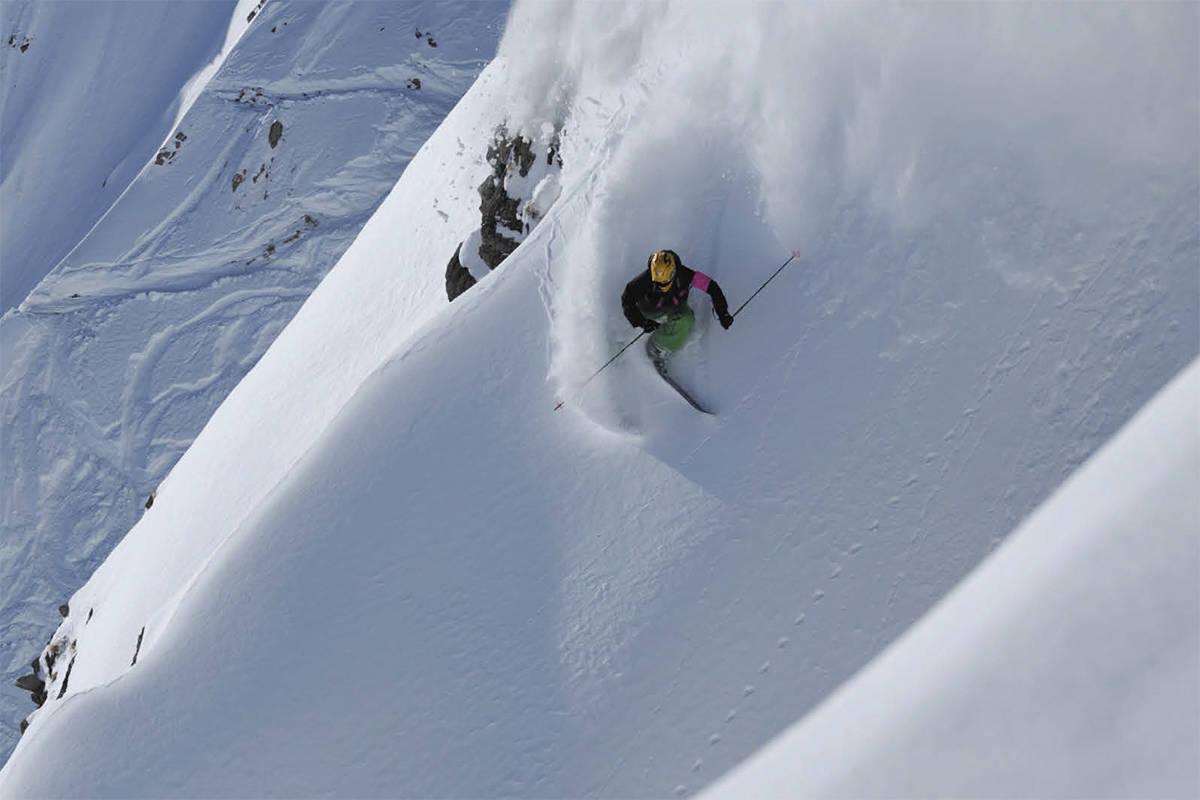 Vanskelige forhold skare skiteknikk