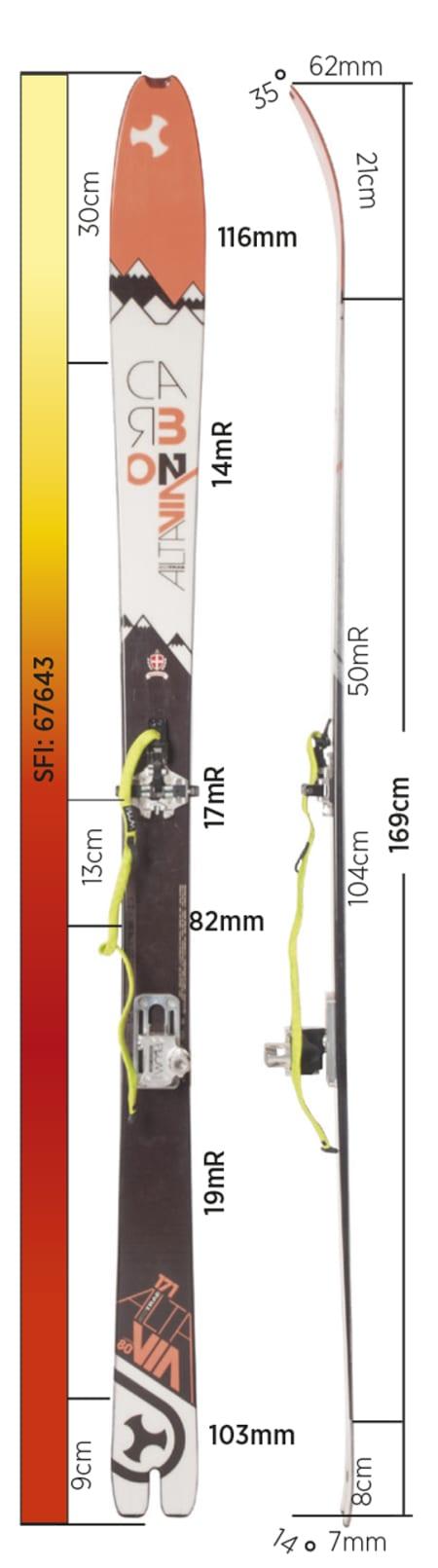 Test av  Altavia 80 Carbon