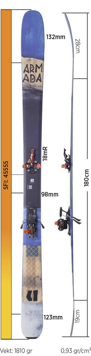 Test av Armada Tracer 98