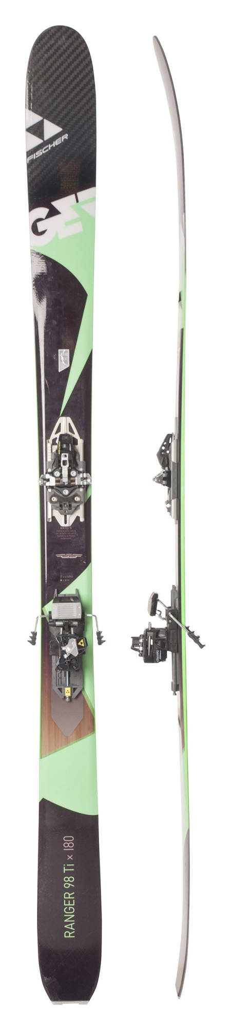 Fischer Ranger 98 TI
