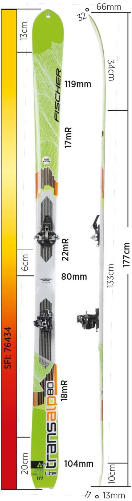 Test av Fischer Transalp 80 2016