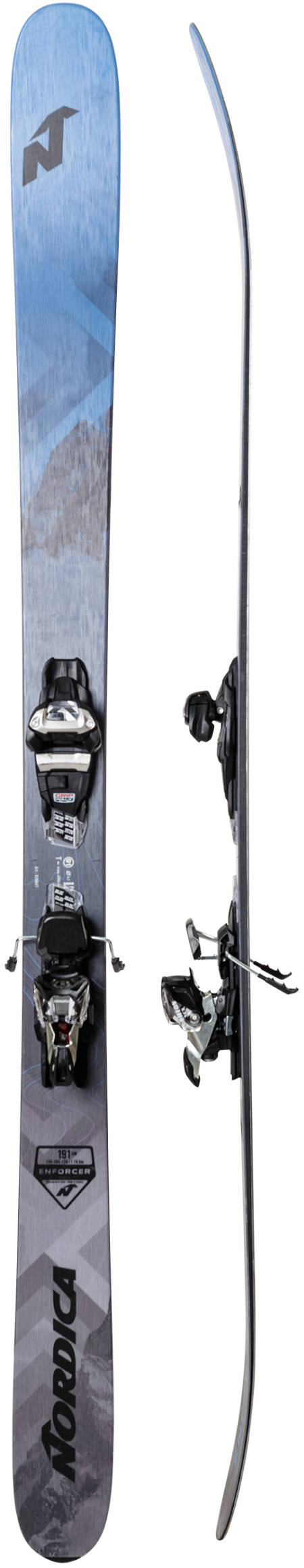 Test av Nordica Enforcer 104 2020