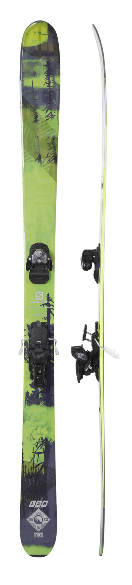 Salomon Q Lab 2015