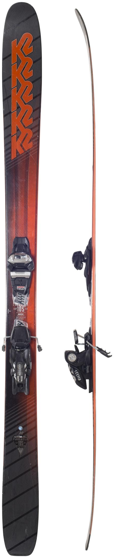 K2 Pinnacle 105