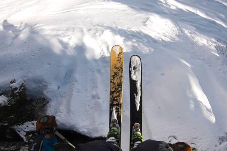 skitest topptur frikjøring