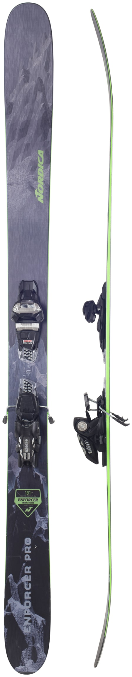Test av Nordica Enforcer Pro 115