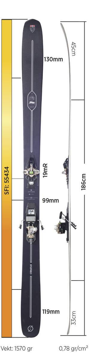 Test av Stereo Carbon Lynx