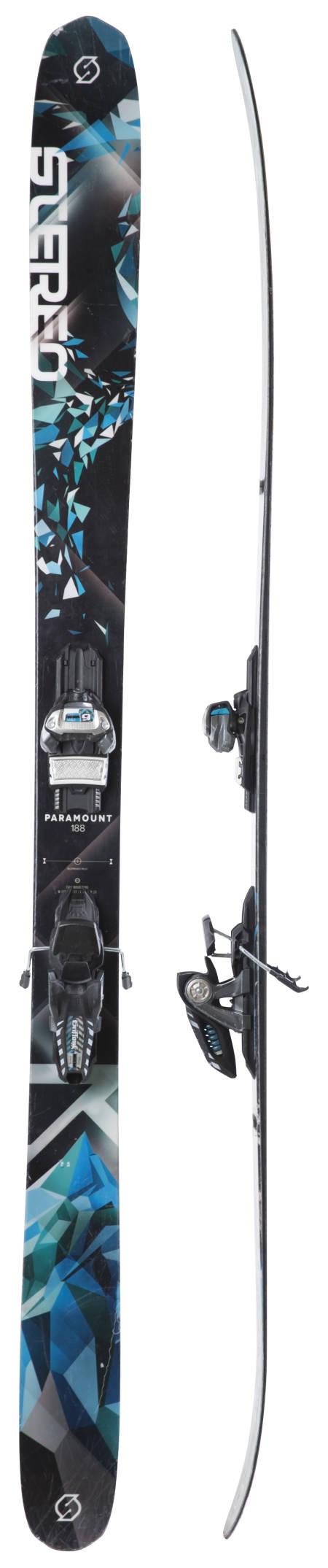 Stereo Paramount
