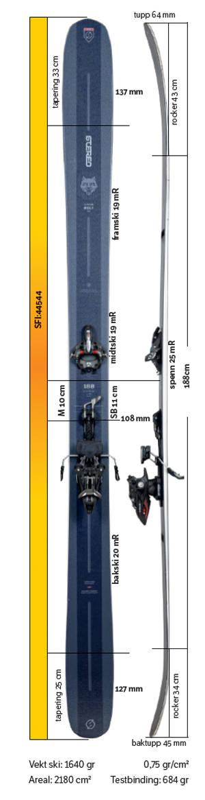Test av Stereo Carbon Wolf V3 2022