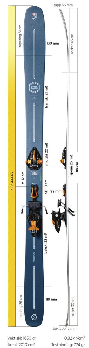 Test av Stereo Lynx MK 3 2020