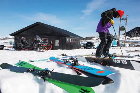 Toppturski skitest