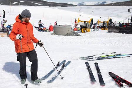 Skitest toppturski test toppturski billige