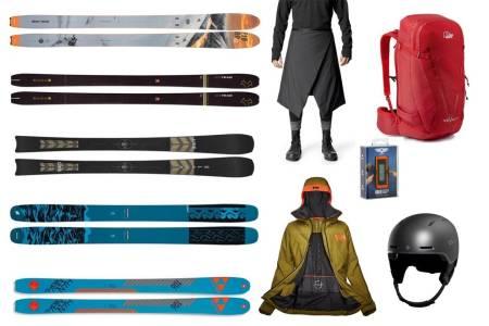 Tester og omtaler av skiutstyr og skiklær