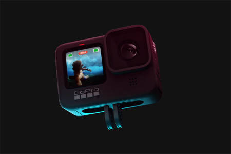 GoPro actionkamera hjelmkamera