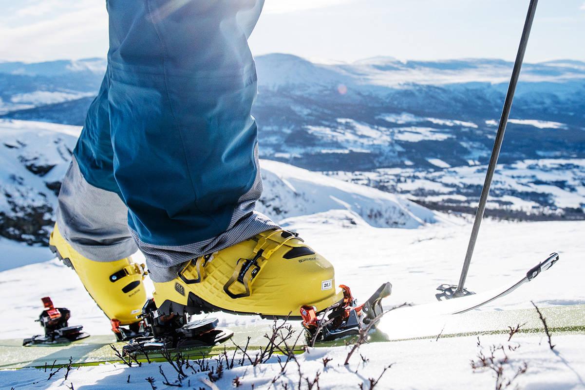Alpinstøvler skistøvler