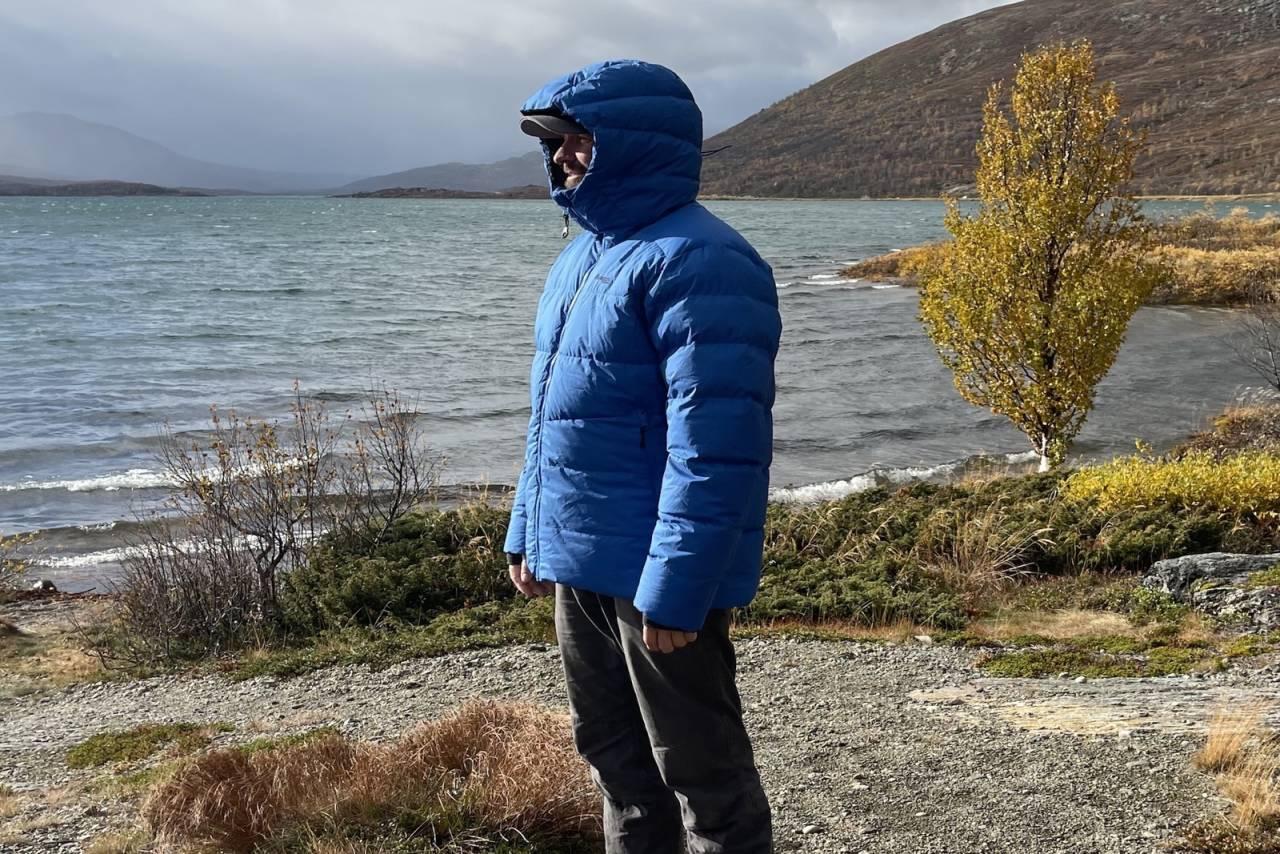test av mammut Eigerjoch Pro IN Hooded Jacket