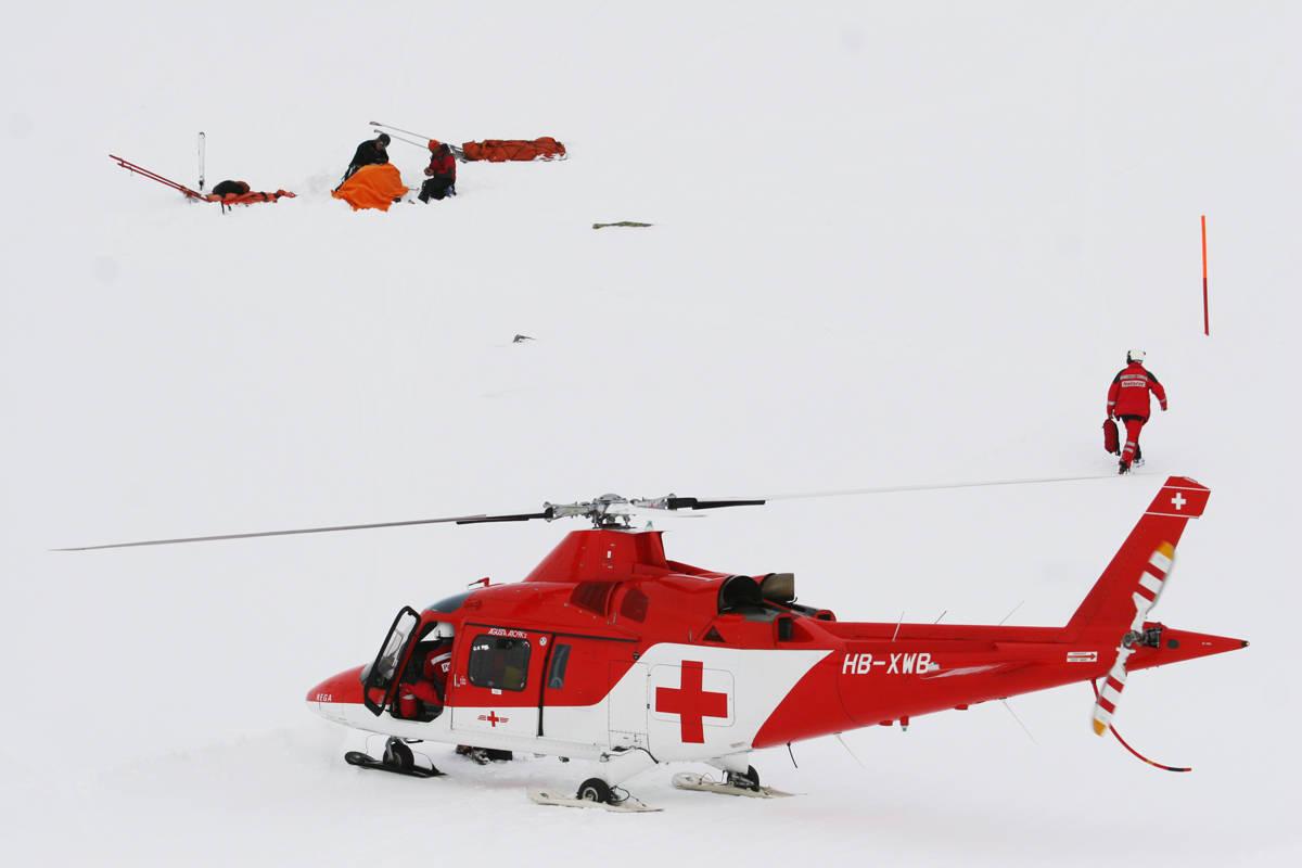 førstehjelp topptur ski