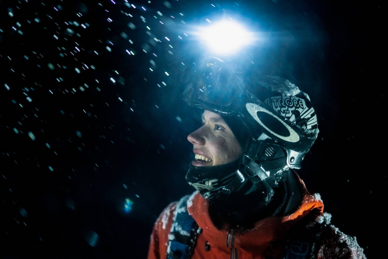 Moonlight headlamp 5000 lumens