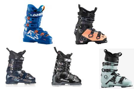 Alpint damestøvler