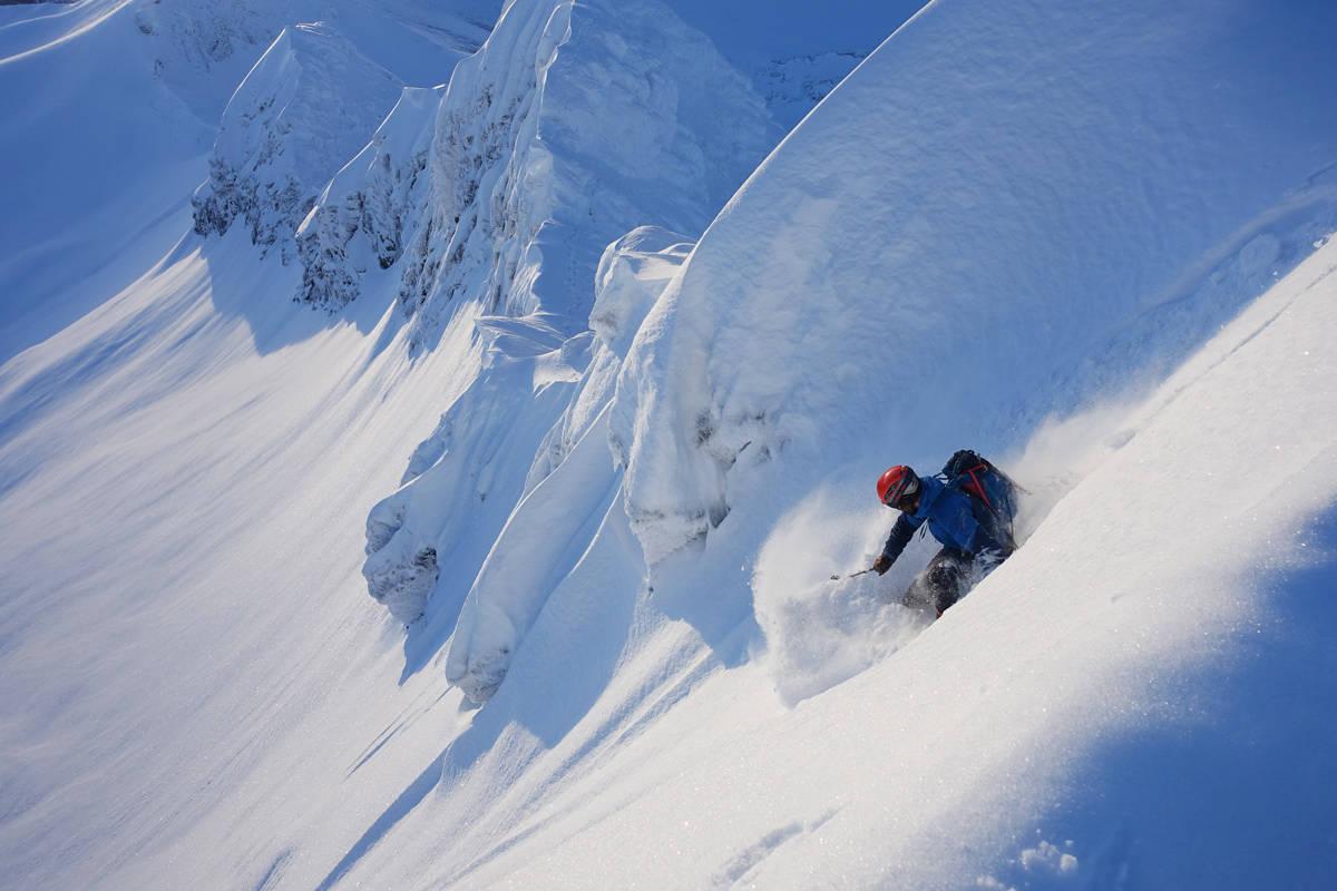 sesongstart topptur ski