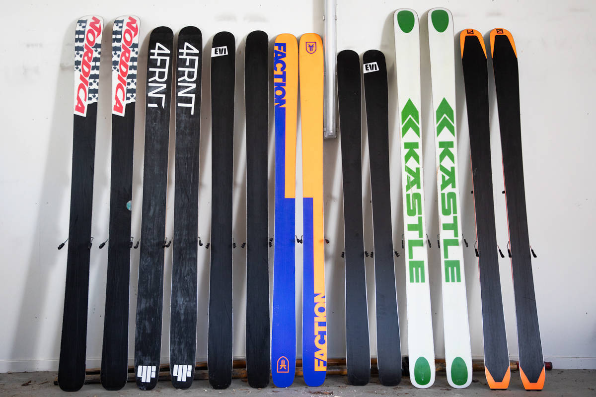 ski sommer
