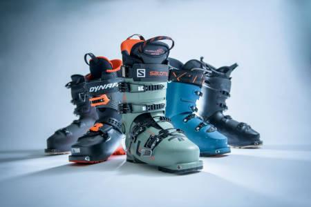 Test alpinstøvler skistøvler toppturstøvler