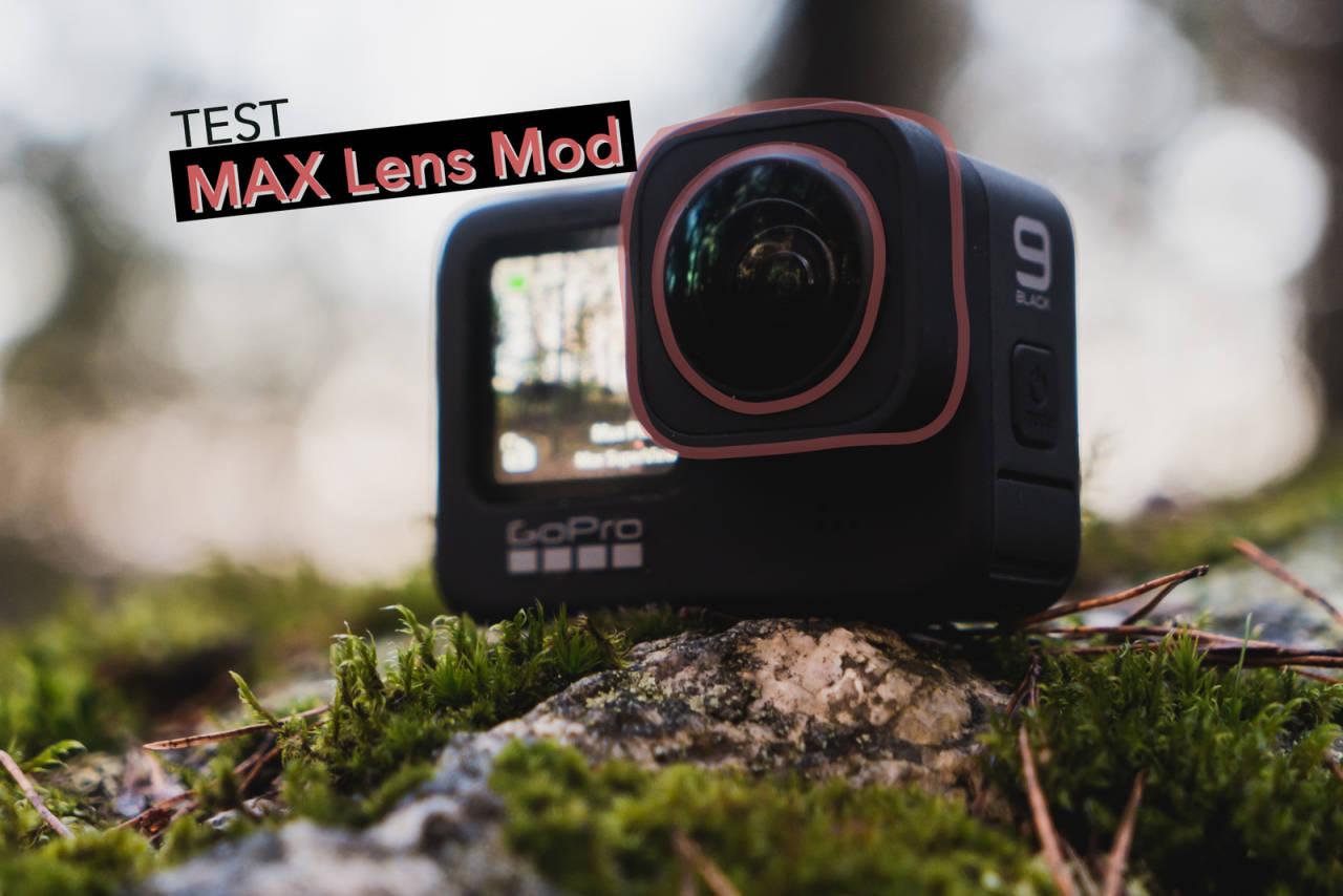 test av Max Lens Mod