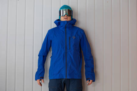 Sweet Supernaut Windstopper test