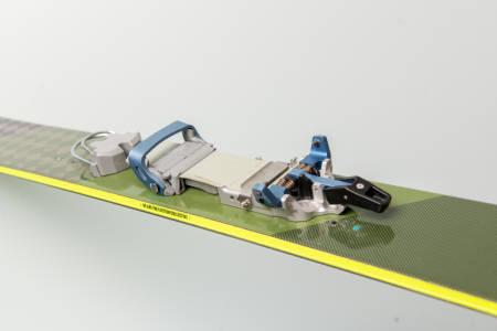 TEST: VI har testet 22 Designs Lynx - den nyeste varianten av techbaserte telemarkbindinger. Foto: Martin I. Dalen