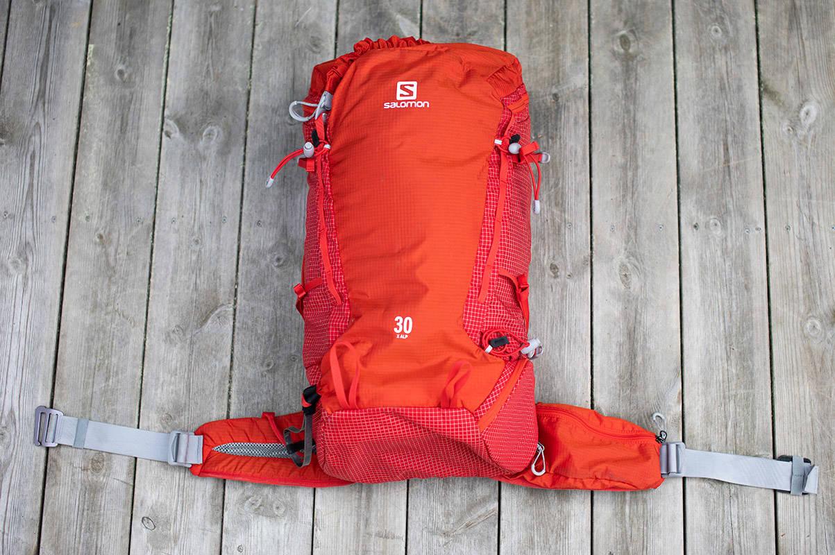 Salomon X Alp 30