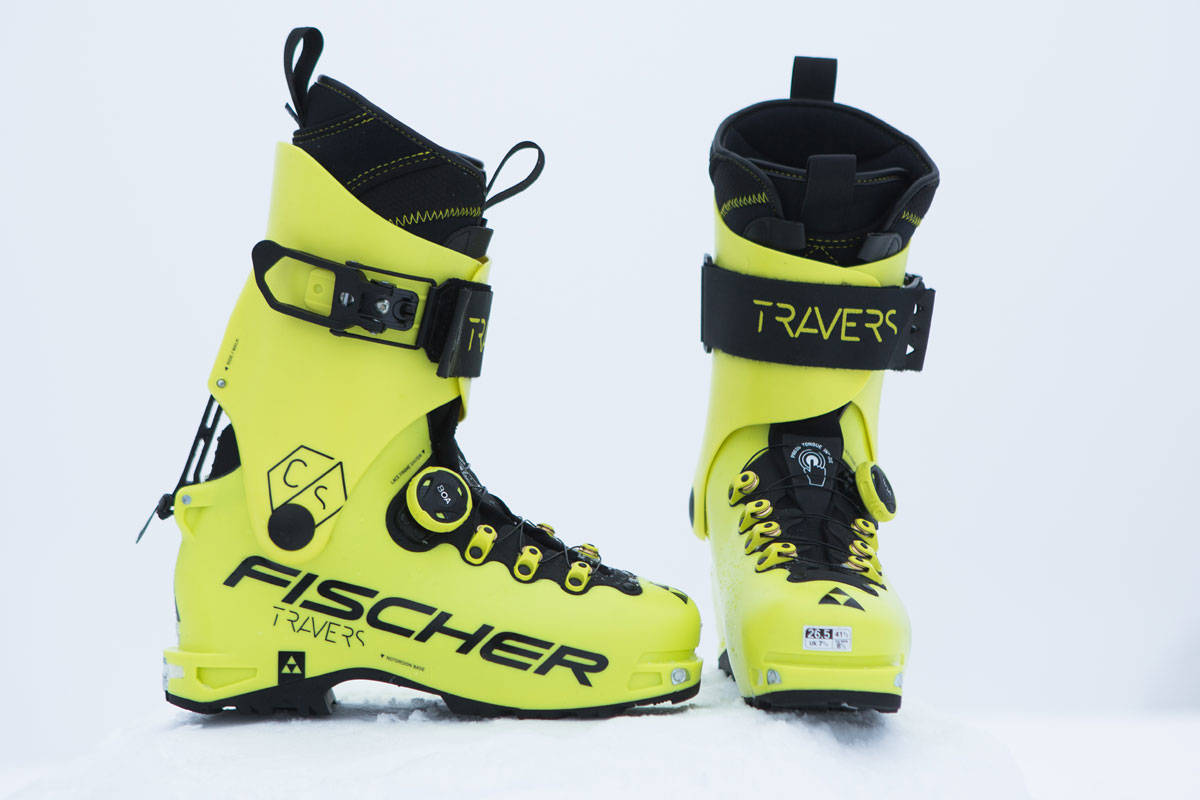 Fischer Traverse CS