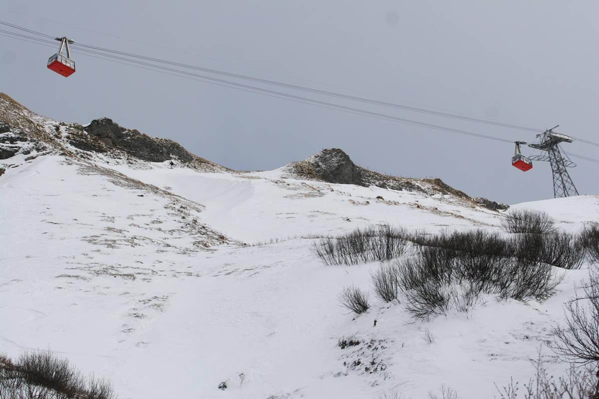 Snøskred Engelberg