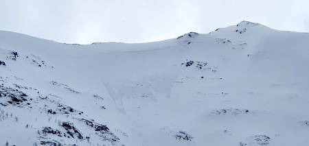 snøskred svarthetta hemsedal