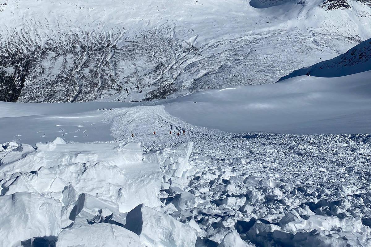 Snøskred Tortnegrøegga