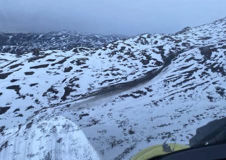 jotunheimen topptur snøskred