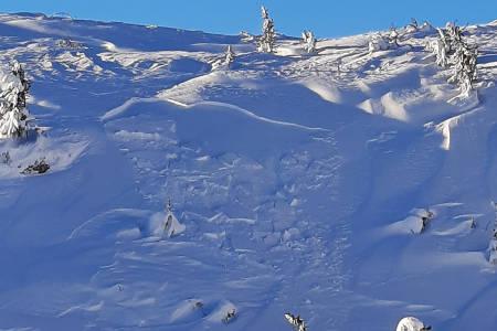 Snøskred snøras fare