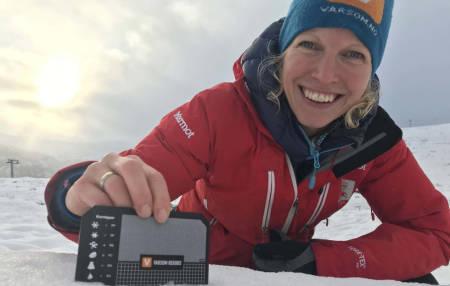 Skredekspert Heidi Bache Stranden i NVE har laget skredquizen som vi presenterer her.