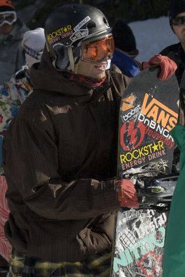 REPRISE: I år som i fjor ble det gull på  Wiig under slopestyle Vans Cup. Foto: NSBF