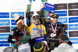 Imponerende 3. plass til Helene Olafsen i lake Placid.Foto: Roger Hjelmstadstuen