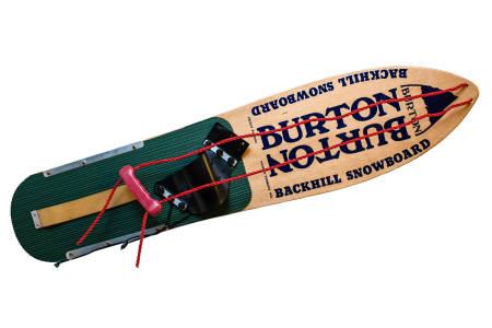 Snowboard historie