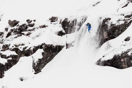 MER DAMER ENN PÅ LENGE: Med tjue damer påmeldt, får årets norgescuprunde i frikjøring i Sogndal sjeldent mange jenter på start. Foto: Norway Freeride