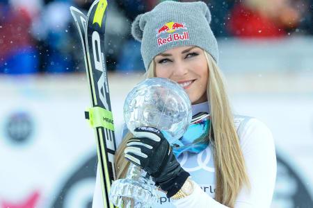 UTTALELSE: Lindsey Vonns seneste uttalelse faller neppe i god jord hos snowboardere. Foto: Erich Spiess